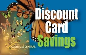 Discount PVC-Karte
