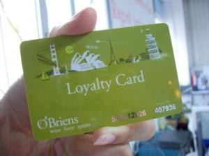 Kundenkarten auf Bestellung